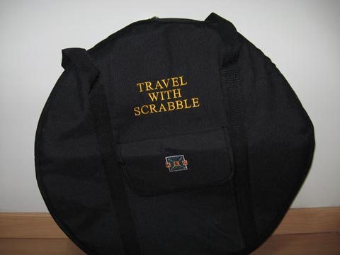Limited Edition Penang Scrabble Club Scrabble Bag